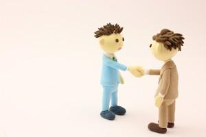 交渉、信頼関係